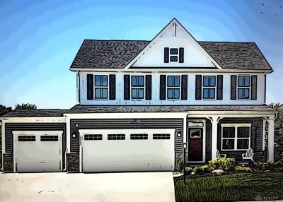 Tipp City Single Family Home For Sale: 891 Cedar Grove Drive