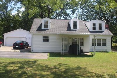 Beavercreek OH Single Family Home For Sale: $145,000