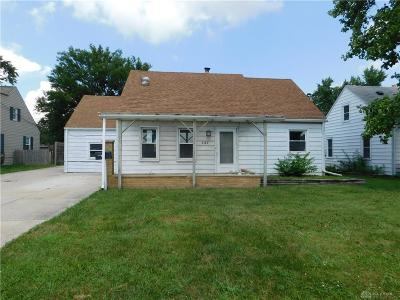 Vandalia Single Family Home For Sale: 127 Skyview Drive