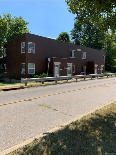 Kettering Multi Family Home For Sale: 2402 Dixie Drive