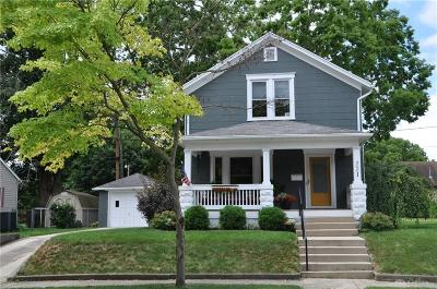 Tipp City Single Family Home Pending/Show for Backup: 221 4th Street