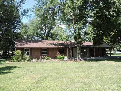 Tipp City Single Family Home For Sale: 5140 David Drive