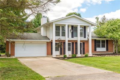 Single Family Home For Sale: 1239 Cedarcliff Drive