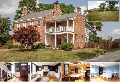 Greene County Single Family Home For Sale: 1570 Hilt Road