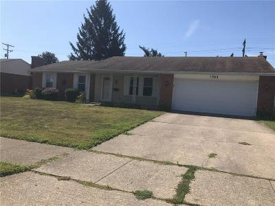Troy Single Family Home Pending/Show for Backup: 1362 Trade Square