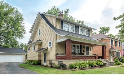 Oakwood Single Family Home For Sale: 309 Hadley Avenue