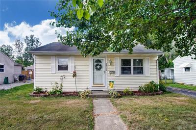 Springfield Single Family Home Pending/Show for Backup: 2719 Morton Drive