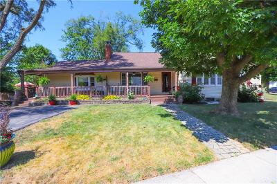 Fairborn Single Family Home Pending/Show for Backup: 131 Maple Avenue