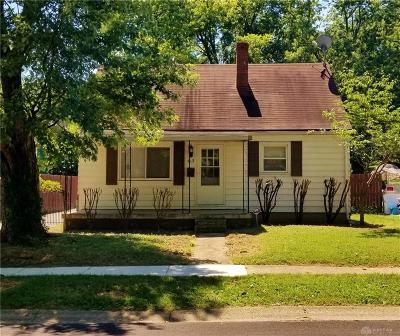 Dayton Single Family Home For Sale: 613 Pollock Road