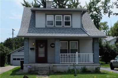 Dayton Single Family Home For Sale: 48 Waverly Avenue