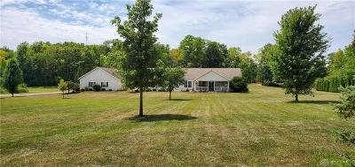Butler Township Single Family Home Pending/Show for Backup: 7301 Frederick Pike