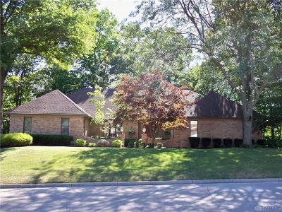 Vandalia Single Family Home For Sale: 1440 Carolina Drive