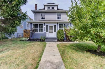 Dayton Single Family Home For Sale: 807 Bowen Street