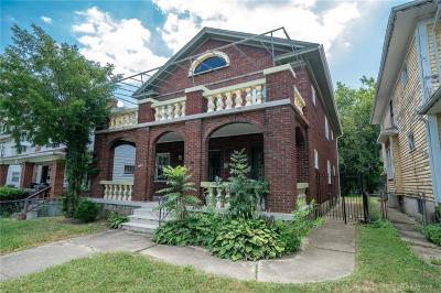 Dayton Single Family Home For Sale: 156 Cambridge Avenue