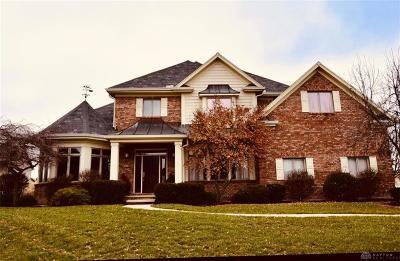 Tipp City Single Family Home For Sale: 843 Elderwood Avenue