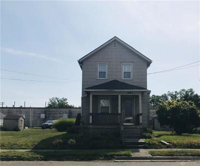 Springfield Single Family Home For Sale: 34 Snyder Street