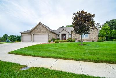 Troy Single Family Home For Sale: 2801 Stonebridge Drive