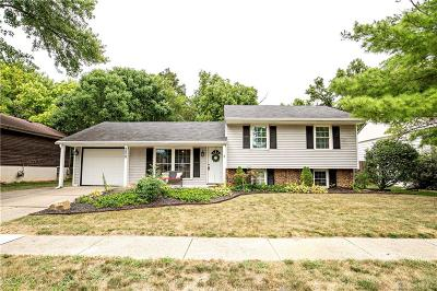 Springboro Single Family Home Pending/Show for Backup: 350 Spruceway Drive
