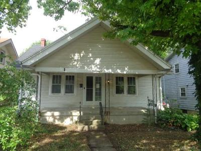 Dayton Single Family Home For Sale: 2211 Shroyer Road