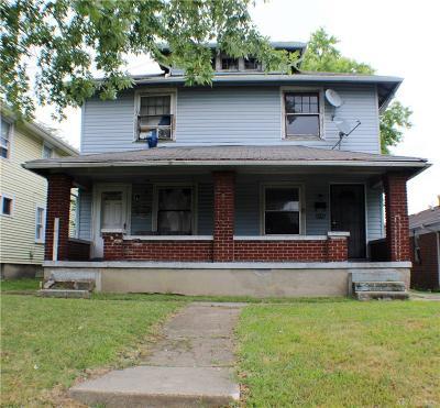 Dayton Multi Family Home For Sale: 2646 Main Street