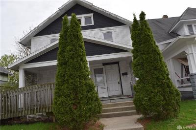 Springfield Single Family Home For Sale: 609 Rose Street