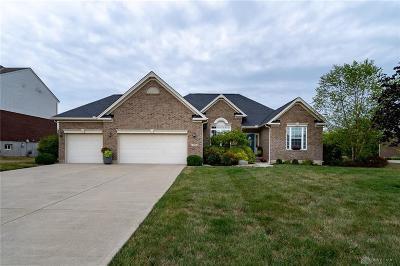 Warren County Single Family Home For Sale: 488 Calumet Farms Drive