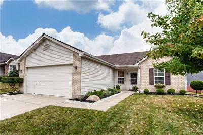 Dayton Single Family Home Pending/Show for Backup: 4416 Hawk Watch Way