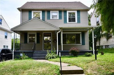 Dayton Single Family Home For Sale: 442 Allwen Drive