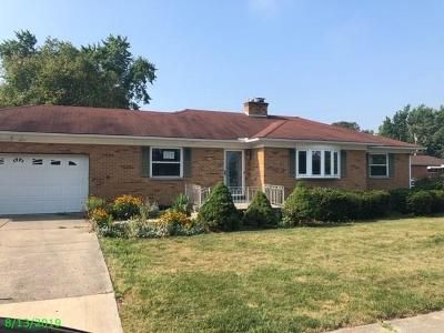 Vandalia Single Family Home For Sale: 506 Tionda Drive
