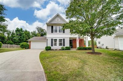 Tipp City Single Family Home For Sale: 4848 Red Bird Court