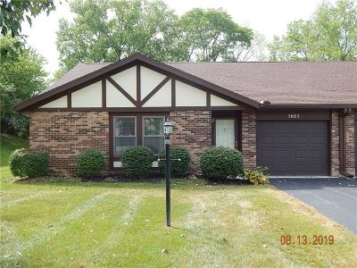 Dayton Condo/Townhouse Pending/Show for Backup: 5683 Cobblegate Drive