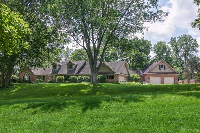 Troy Single Family Home For Sale: 1594 Lakeshore Drive