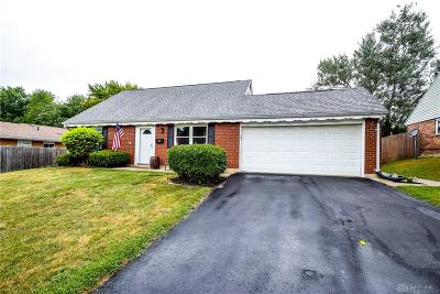 Troy Single Family Home For Sale: 1318 Skylark Drive