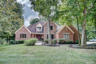 Montgomery County Single Family Home For Sale: 6890 Vienna Woods Trail