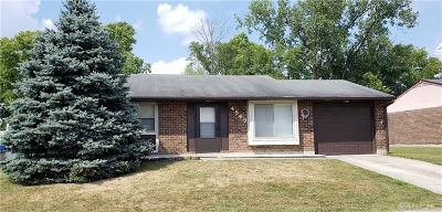 Huber Heights Single Family Home For Sale: 4849 Lodgeview Drive