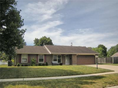 Vandalia Single Family Home Pending/Show for Backup: 1116 Londonderry Drive
