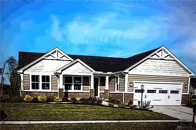 Tipp City Single Family Home For Sale: 897 Cedar Grove Drive