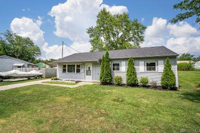 Dayton Single Family Home For Sale: 4811 Andes Drive
