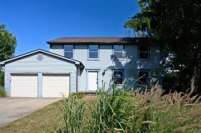Dayton Single Family Home For Auction: 6130 Gentry Woods Drive