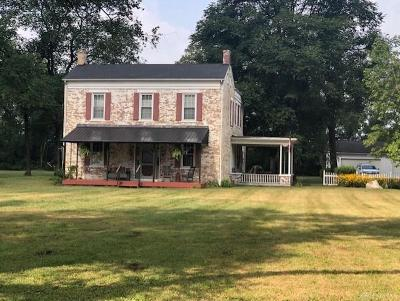 Middletown Single Family Home For Sale: 2512 Main Street