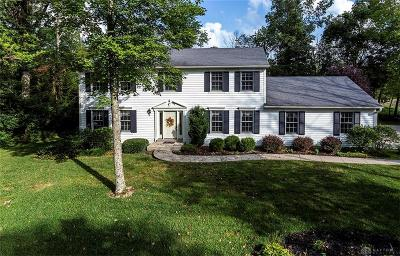 Warren County Single Family Home For Sale: 7294 Brook Drive