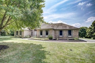 Xenia Single Family Home For Sale: 2748 Sutton Road