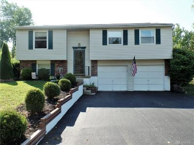 Dayton Single Family Home For Sale: 5630 Gander Road