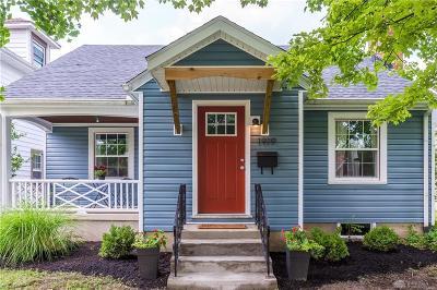 Oakwood Single Family Home For Sale: 1919 Shroyer Road