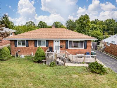 Dayton Single Family Home For Sale: 4815 Eastgate Avenue