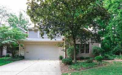 Kettering Condo/Townhouse For Sale: 274 Tamarac Lane