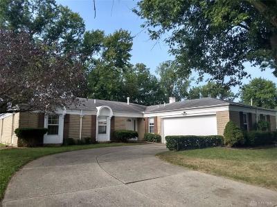 Springfield Single Family Home For Sale: 351 Villa Road