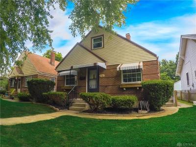 Dayton Single Family Home For Sale: 2708 Springmont Avenue