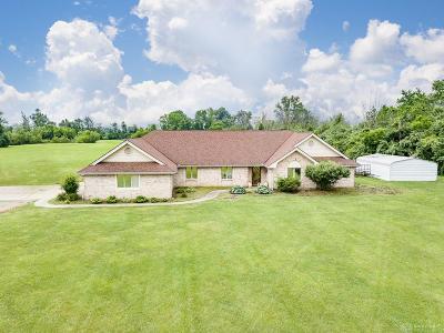 Dayton Single Family Home For Sale: 3906 Stony Hollow Road