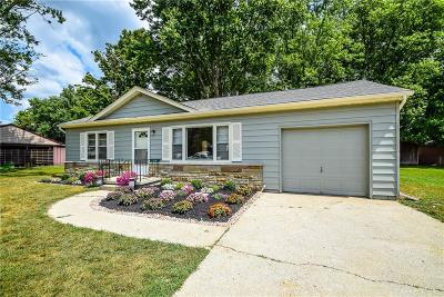 Springfield Single Family Home For Sale: 104 Ravenwood Drive